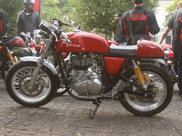 Royal Enfield Cafe Racer On Road Price
