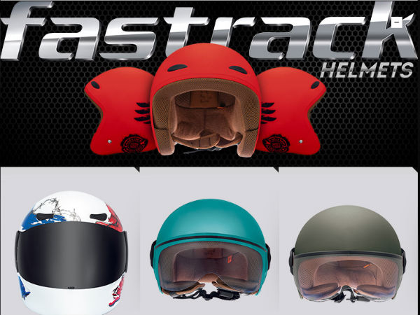 e0028119 Fastrack Helmets For Motorcycles Hits Stores - Price & Variants ...