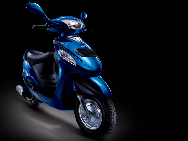 mahindra new scooter feb