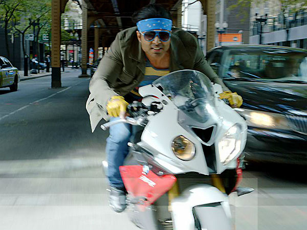 Dhoom 3 Bikes By Bmw Aamir Khan To Ride K 1300 R Drivespark