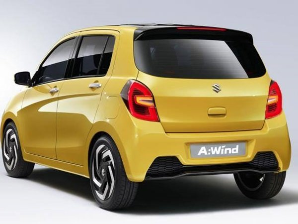 Maruti New Compact Car For India To Be Called Celerio