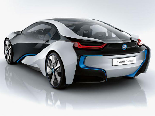 Bmw i8hybrid electric car price in india 1