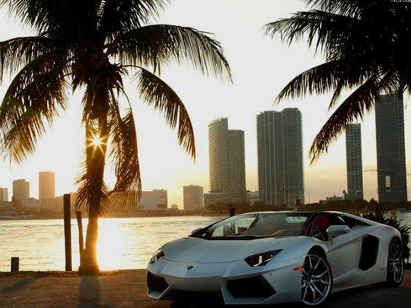 Lamborghini Aventador Free With Dubai Penthouse From Damac