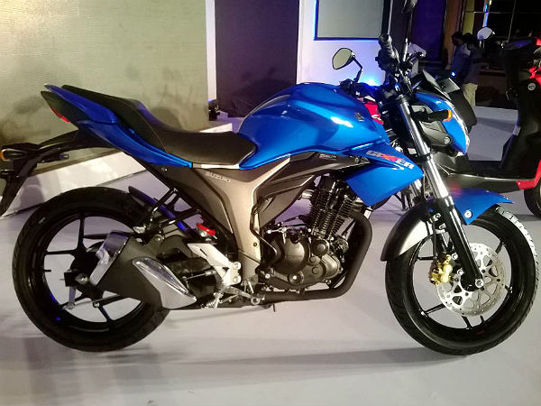 Suzuki Gixxer: Images & Details Of The Upcoming 150cc ...