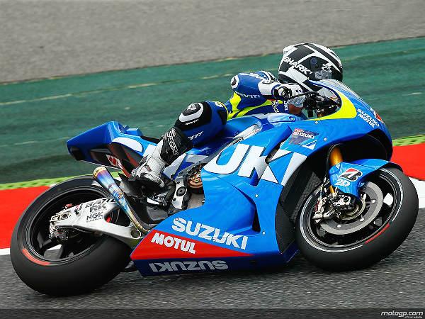Suzuki MotoGP Bike To Test At Austin Texas - Drivespark