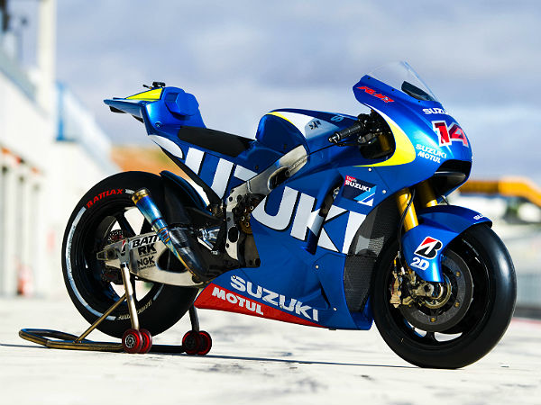 Suzuki MotoGP Bike To Test At Austin Texas - DriveSpark News