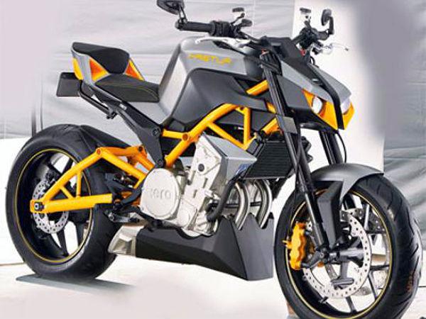 Hero Motocorp Hastur 600cc Sportsbike To Be Revealed At 2014 Auto