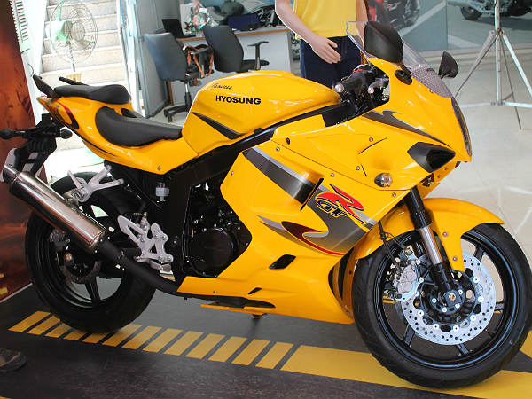 Hyosung GT 250R Price And Details