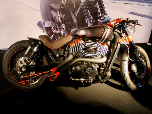 Harley Davidson Street  Hdfc