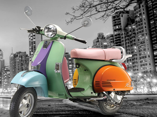LML Star Euro 150cc Automatic Scooter Launched