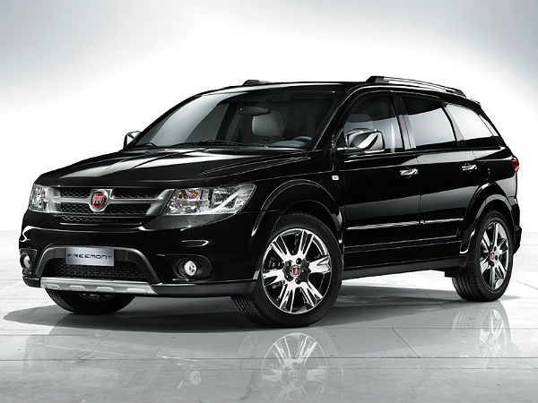 2014 fiat freemont cross at geneva motor show picture preview drivespark. Black Bedroom Furniture Sets. Home Design Ideas