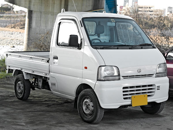 Suzuki To Sell Commercial Trucks In India From 2015