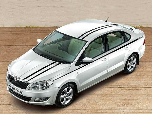 skoda rapid ultima launched - photo #2