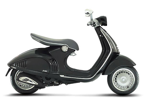 Vespa 946 India Launch In June 2014, Piaggio Scooters To Be Introduced