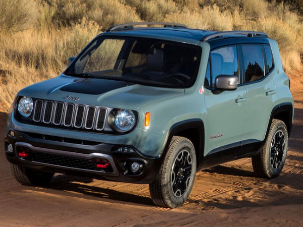Jeep Renegade Compact