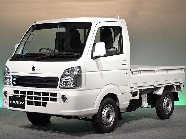 New Suzuki Carry Van