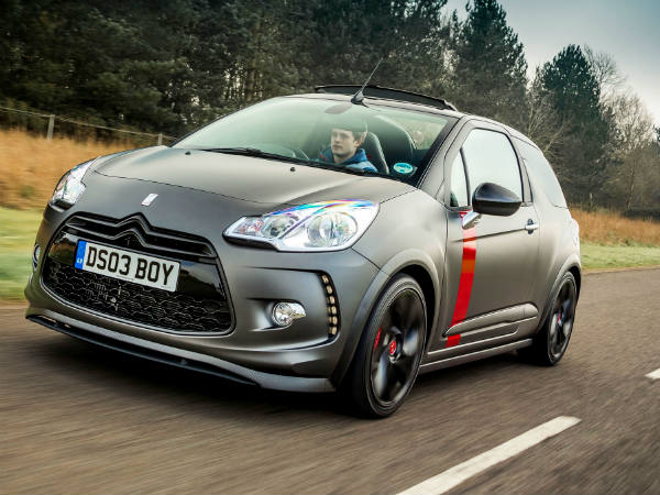 citroen ds3 cabrio racing ultra limited edition launched drivespark news. Black Bedroom Furniture Sets. Home Design Ideas