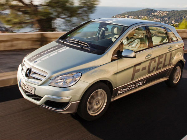 Mercedes benz hydrogen fuel cell suv coming in 2017 for Mercedes benz fuel cell