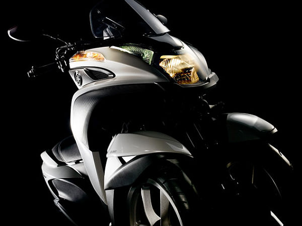 yamaha tricity revealed images specs drivespark news