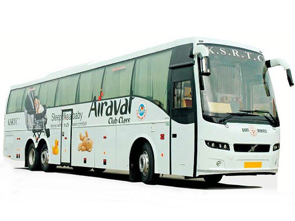 Luxury Buses To Get Black Box, Sd Limiter & Seat Belts Soon ...