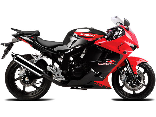 2014 Hyosung GT250R Facelift Leaked - DriveSpark News