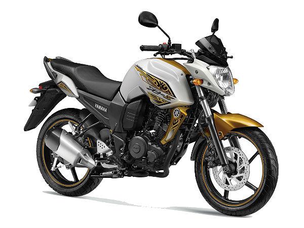 Yamaha fzs 2014 new colors