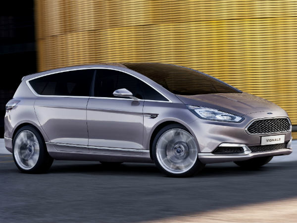 ford s max vignale concept revealed in milan drivespark news. Black Bedroom Furniture Sets. Home Design Ideas