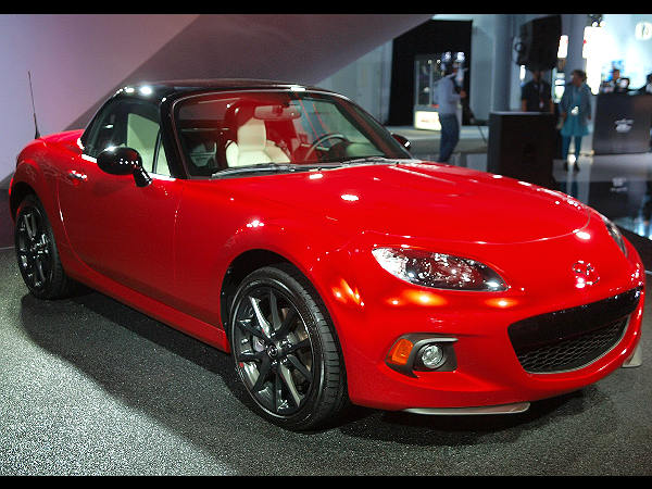 Mazda Mx 5 Miata Roadster 25th Anniversary Edition