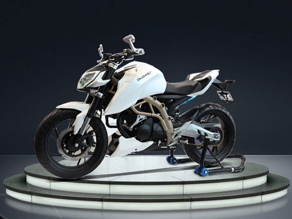 Tvs Bmw Motorcycle Will Be A 300cc Street Bike Rumour Drivespark