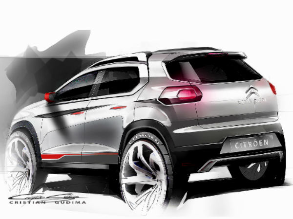 Citroen C Xr Suv Concept Reveal At Beijing Motor Show