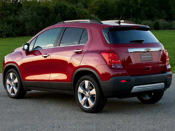 India Bound Chevrolet Trax To Star In Transformers 4 Movie
