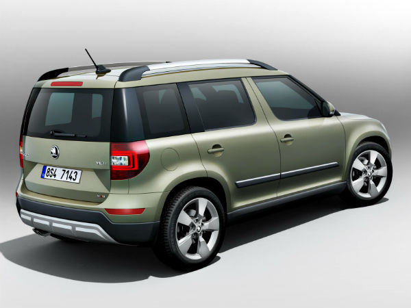 2015 skoda yeti launched in australia drivespark news. Black Bedroom Furniture Sets. Home Design Ideas