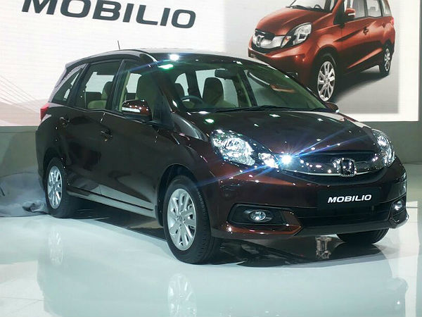 Honda Mobilio Automatic Transmission In India Not To Be Offered