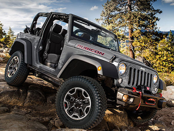 Jeep India Launch In 2015 Wrangler Grand Cherokee Models