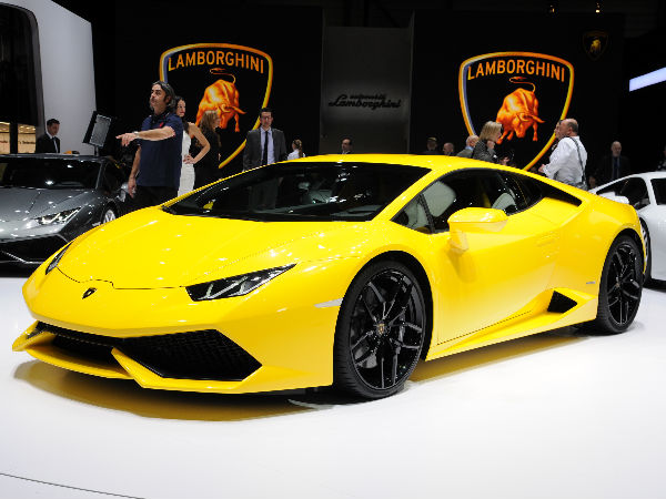 lamborghini huracan india launch in september third showroom in bangalore drivespark news. Black Bedroom Furniture Sets. Home Design Ideas