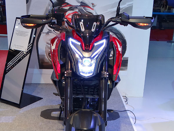 Hondas New 160cc Motorcycle For India In 2015 Could Be The CX01