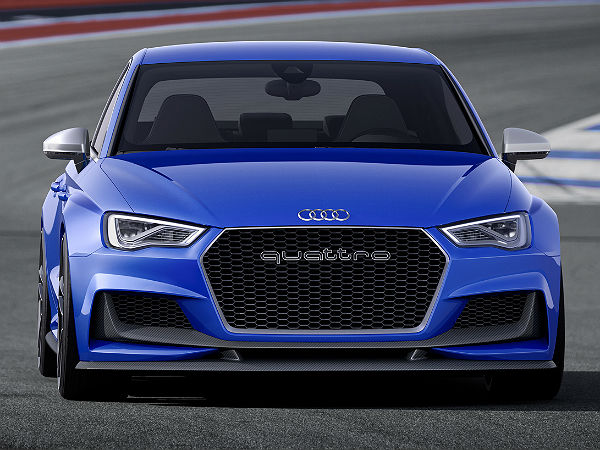 2010 Audi A3 Clubsport quattro Concept photo - 2