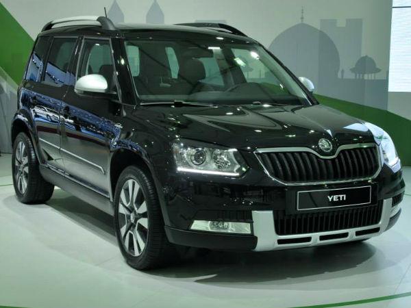 2014 Skoda Yeti Facelift Launching In July - DriveSpark News