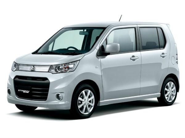 Maruti Suzuki Working On A 2015 WagonR - DriveSpark News