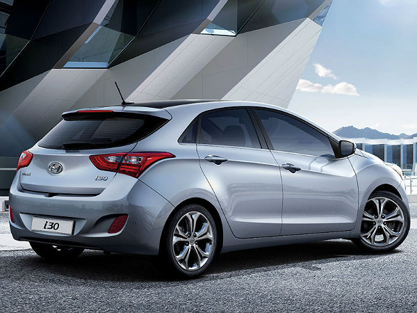 Both the Jazz and the yet to be named premium Hyundai hatchback would