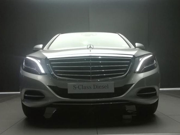 mercedes benz s class diesel s 350 cdi launched price. Black Bedroom Furniture Sets. Home Design Ideas