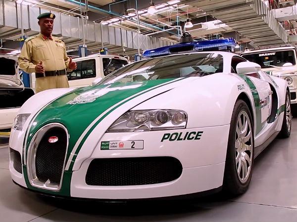 Dubai Police Supercar Fleet: Here's Why It Exists - DriveSpark