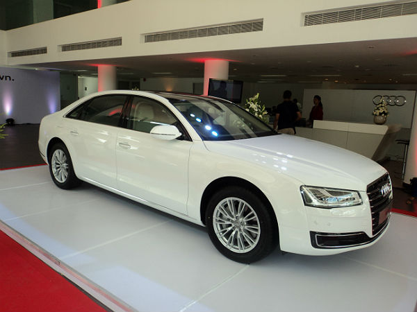 Audi AL Launched In Bangalore Prices Start At INR Crore - Audi car starting price