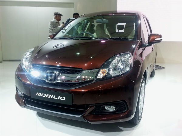 Honda India May Export The Mobilio Drivespark News
