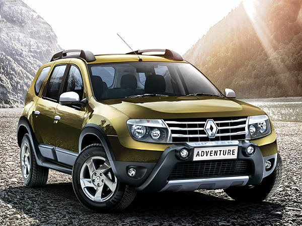 renault duster 4wd india launch in october drivespark news. Black Bedroom Furniture Sets. Home Design Ideas