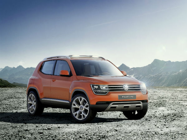 Volkswagen To Launch A Compact SUV In India!