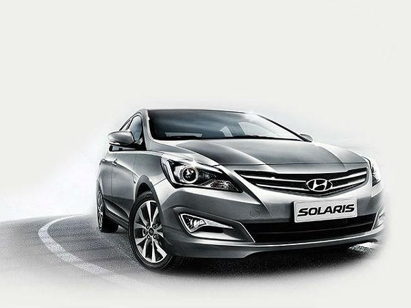 2014 Hyundai Solaris Face