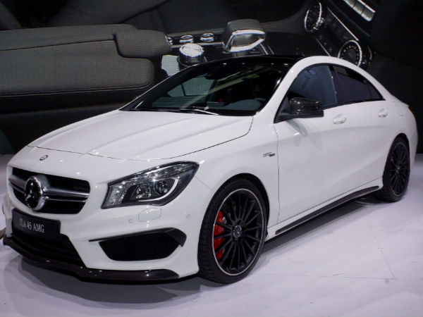 Mercedes Benz To Launch Cla45 Amg In India On 22nd July