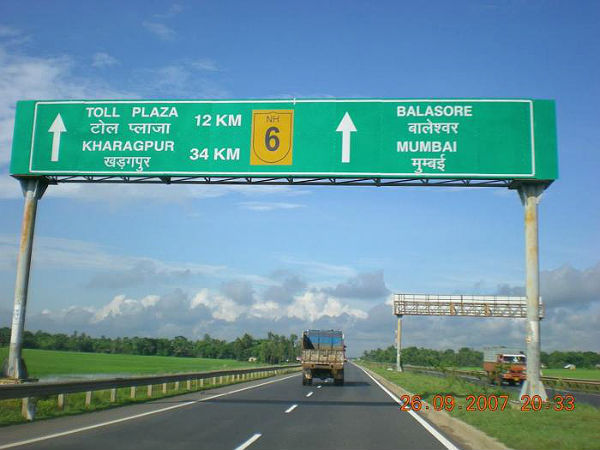 important national highways in india