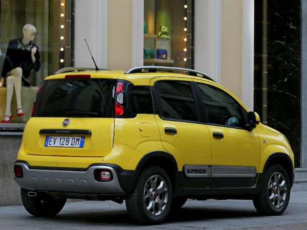 fiat to launch panda xl crossover motorbeam indian html autos weblog. Black Bedroom Furniture Sets. Home Design Ideas